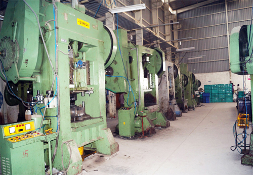 Press Machine Section